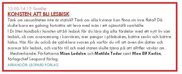 lesbisk