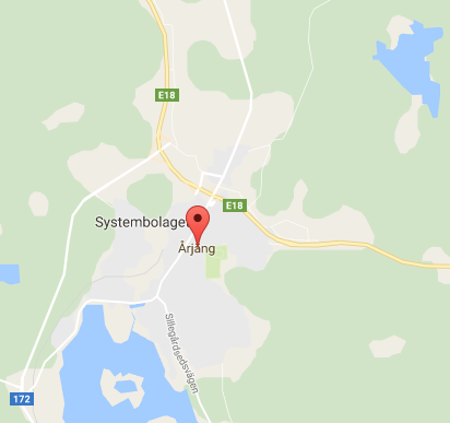 Systembolaget i Årjäng.