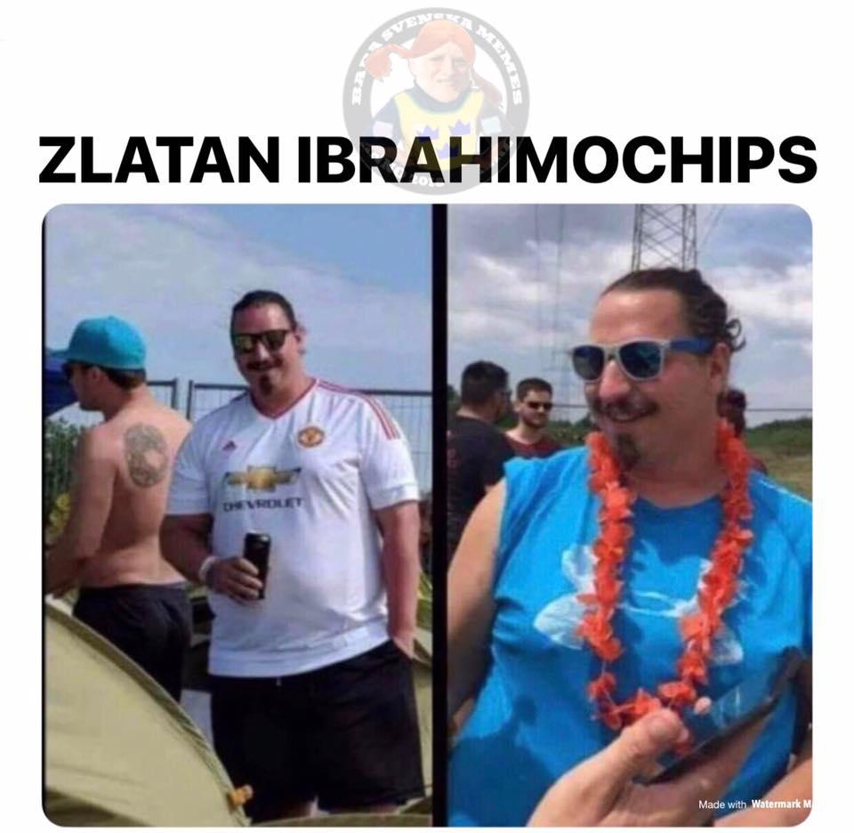 Zlatan Ibrahimochips