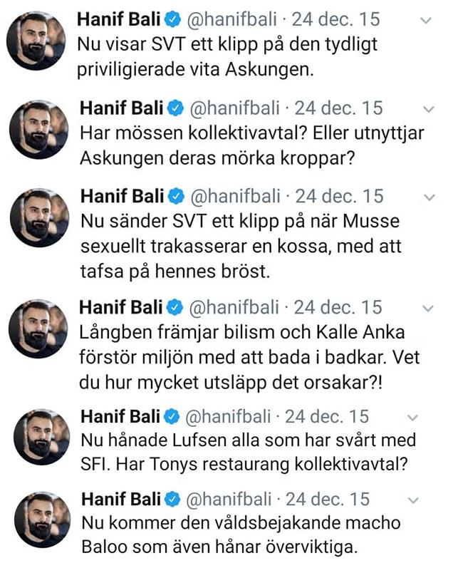 Hanif Bali recenserar Kalle Anka och hans vänner - favorit i repris